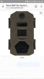 Looking for trail camera