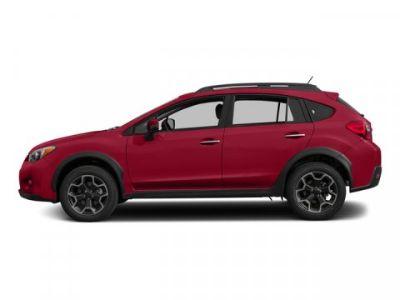 2015 Subaru XV Crosstrek Premium (Venetian Red Pearl)