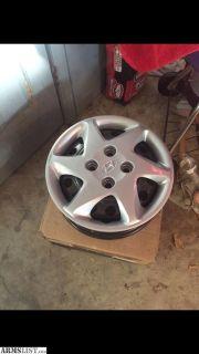 For Sale: Hyundai wheel set