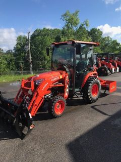 2019 Kubota B2650HSDC - CAB HEAT AND AIR