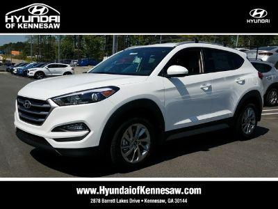 2018 Hyundai Tucson SEL AWD (White)