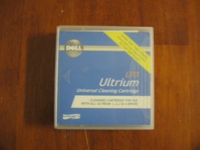 Dell Ultrium Uninversal Cleaning Cartridge
