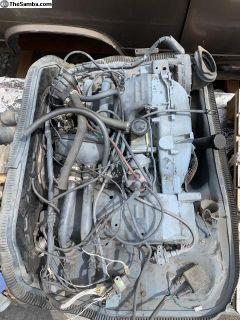 1981 Air-Cooled 2.0L engine