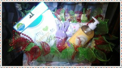 Basket for baby