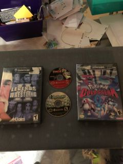 Nintendo game cube games
