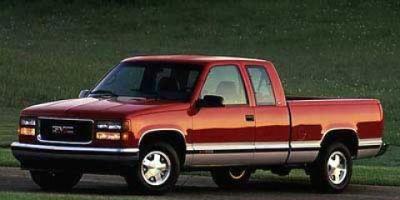 1997 GMC Sierra 1500 SL (Fire Red)
