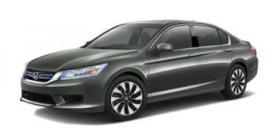 2015 Honda Accord Hybrid Touring (Black)