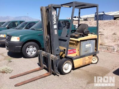 2005 Yale ERC065GHN48TE084 Electric Forklift