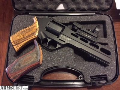 For Sale: Chiappa Rhino 60DS .357 MAG