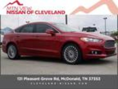 2015 Ford Fusion, 37K miles