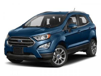 2018 Ford EcoSport SES (Shadow Black)