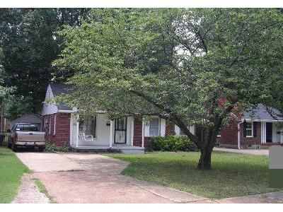 2 Bed 1 Bath Foreclosure Property in Memphis, TN 38122 - Tutwiler Ave