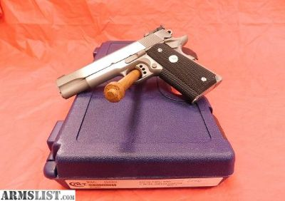For Sale: Colt Gold Cup Trophy 1911