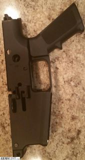 For Sale: Scar polymer lower