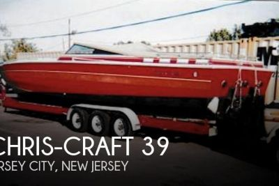 1984 Chris Craft 39