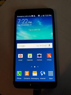 AT&T Note 3