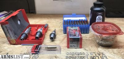 For Sale: 6.5 creedmoor Reloading Tools and Components