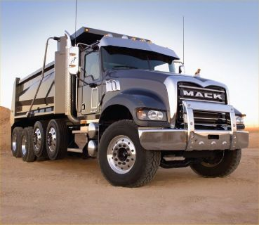 Non-traditional financing for dump truck owners