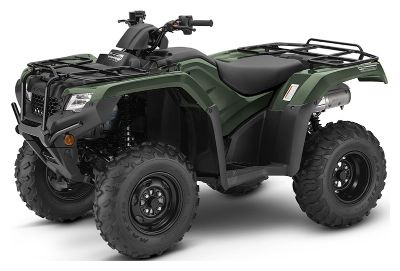 2019 Honda FourTrax Rancher 4x4 DCT IRS ATV Utility Oak Creek, WI