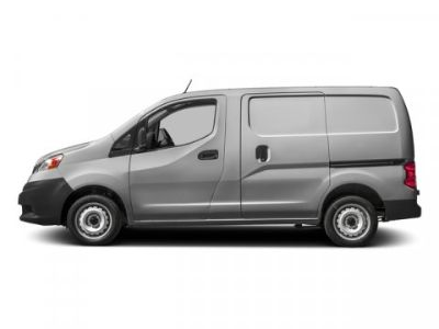 2018 Nissan NV200 S (Brilliant Silver Metallic)