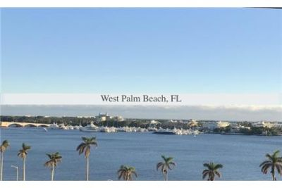 1 bedroom Condo - luxurious Yearly Rental with Amazing Direct Views of the Intracoastal.