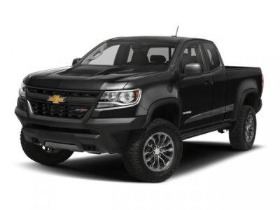 2018 Chevrolet Colorado ZR2 (Black)