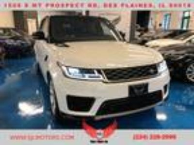 2018 Land Rover Range Rover Sport HSE for sale