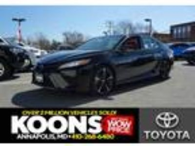 new 2018 Toyota Camry for sale.