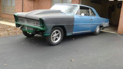 1966 Nova SS 118 four speed car