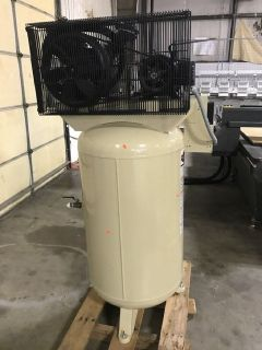 Ingersoll Rand 7.5HP 80 Gal. Air Compressor RTR# 8083126-02