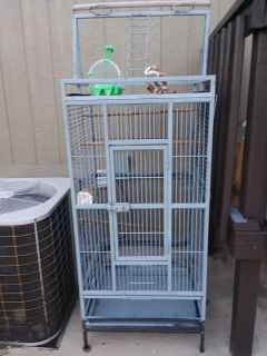 Bird cage .For sale $150