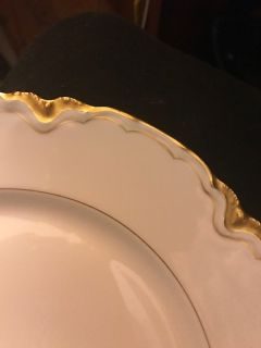 10 Piece Place setting LIMOGES Haviland China 1920