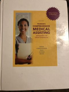 Pearson s Comprehensive Medical Assisting Book