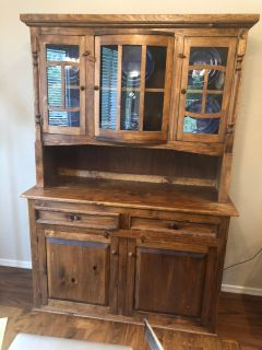 Bakers Rack/Cabinet