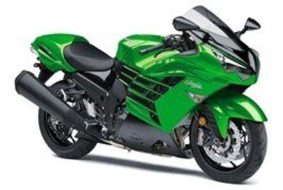 2017 Kawasaki NINJA ZX-14R ABS SE SuperSport Motorcycles La Marque, TX