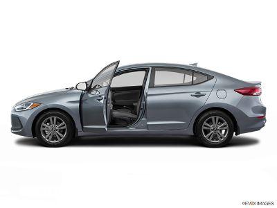 2018 Hyundai Elantra LIMITED (Symphony Air Silver)