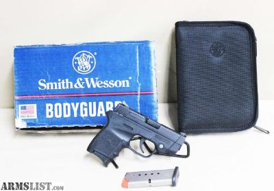 For Sale: Smith & Wesson BodyGuard 380