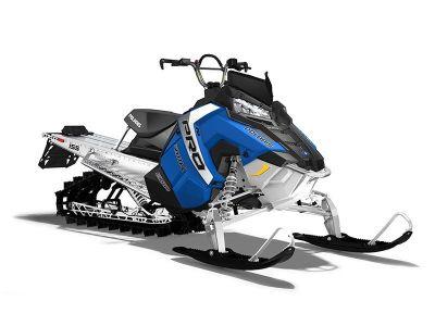 2017 Polaris 600 PRO-RMK 155 ES Mountain Snowmobiles Monroe, WA