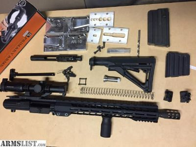 For Sale/Trade: LR-308 kit