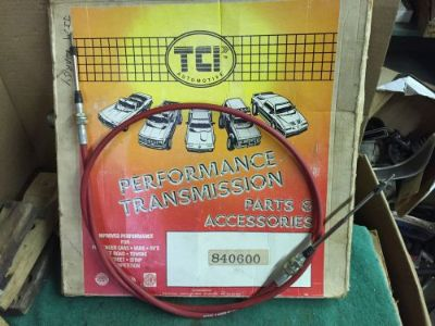 "Find TCI 840600 - Shifter Cable 2"" Stroke, 6 ft. long Hot Rod / Street Machine motorcycle in Cleveland, Ohio, United States, for US $38.00"