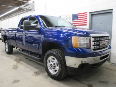 2013 GMC Sierra 2500HD 4WD Ext Cab Long Bed