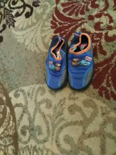 Cars 2 water shoes
