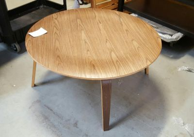 New Modway Plywood Coffee Table in Walnut