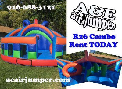 Combo Bounce House - R26 - Rental