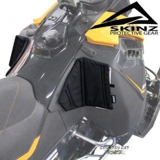 Buy Skinz Pro-Series Black Console Knee Pads - 2013-2016 Ski-Doo Rev-XM XS Summit motorcycle in Sauk Centre, Minnesota, United States, for US $58.99