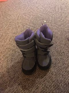 Totes brand girls size 13 winter boots
