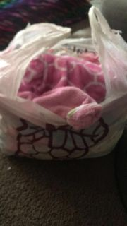 Bag of baby s clothes