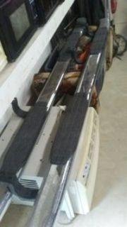 running boards for a Toyota Tundra
