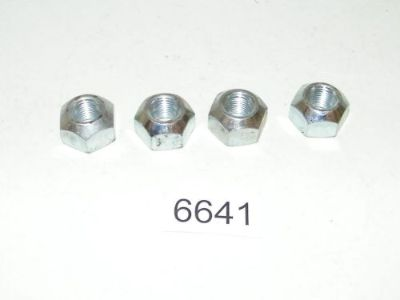 Find 4 Lug Nuts 67 84 Ford E300 E350 Econoline Van F350 Pickup 68 76 P350 611-058 motorcycle in Granville, Illinois, United States, for US $14.95
