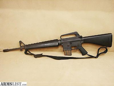 For Sale: Colt SP1 Sporter 223 Semi Auto AR-15 Mfg 1976